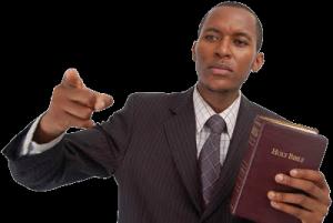 pregador de fora