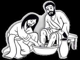 a última lição de jesus