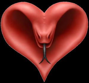 enganoso é o coração