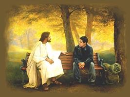 Andar com Jesus não é fácil, mas é...