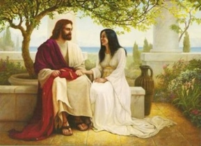 Jesus fez evangelismo pessoal